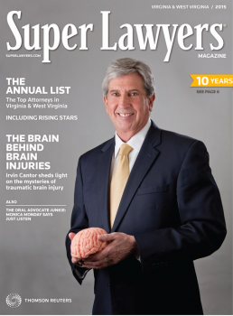 Super Lawyers Irv Cantor